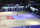 cba2019扣篮大赛 这种程度都可以决赛?