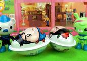 《葫芦兄弟》突突兔打开葫芦娃奇趣蛋