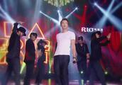 这位韩国男神上台,欧弟直言是他粉丝,全场沸腾不断!