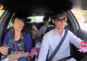 《花儿与少年》华晨宇看凯丽喂张翰吃东西,眼神十分羡慕!