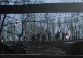 鬼子大杀四方,国军伤亡惨重,三小伙第一次上战场吓尿都快出来了