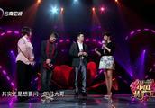 面对方琼的提问,吕良伟说出最打动自己的歌是《上海滩》
