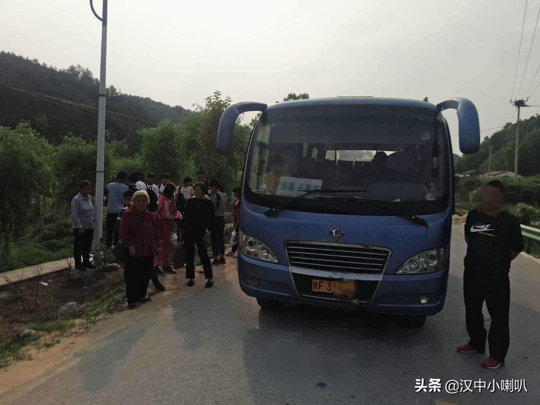 汉中洋县:客车司机被刑拘