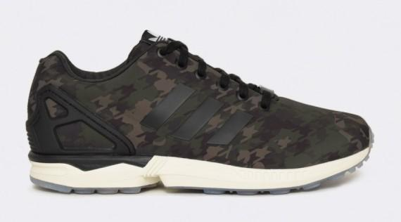 Italia Independent x adidas ZX Flux Camouflage
