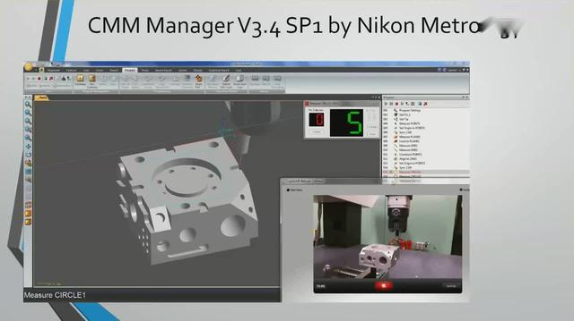 CMM Manager CMM Programming Software