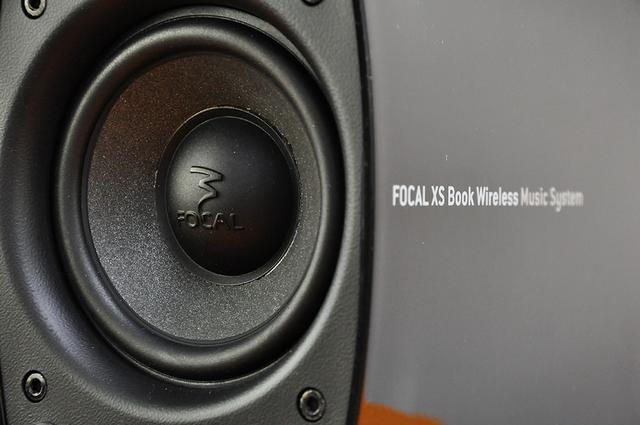 迷情法兰西,FOCAL XS BOOK Wireless