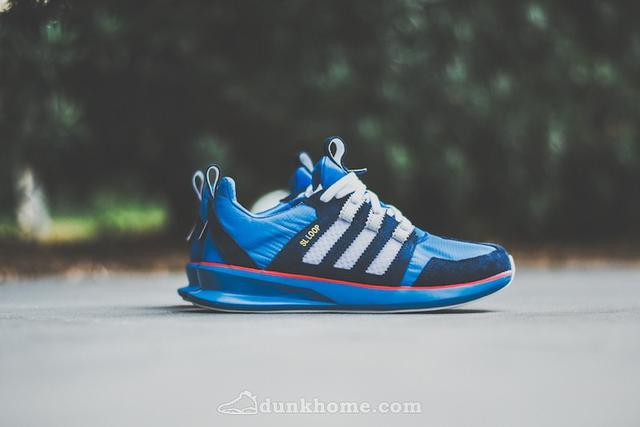 "adidas SL Loop Runner ""Bluebird"" 配色设计"