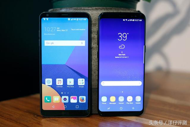 Galaxy S8 and S8 Plus新机图赏