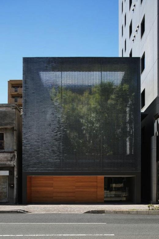 中村拓志 Optical Glass House