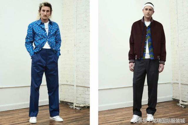Band Of Outsiders2017秋冬男装,一分自信,一分风度