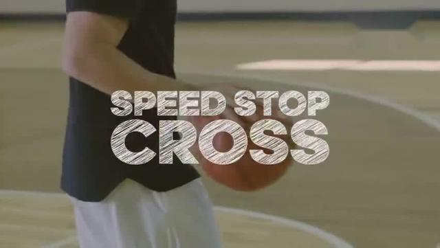 知名训练师Paul Fabritz教你杀招——Speed Stop Cross!