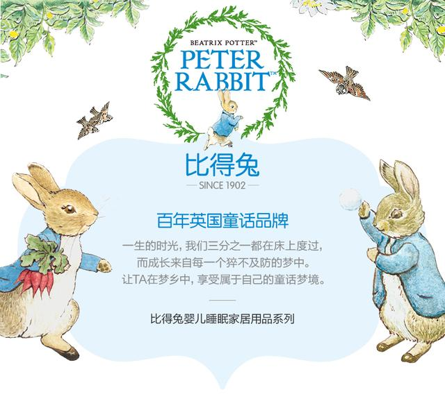 Peter Rabbit受洗礼服