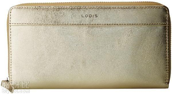 LODIS Accessories Small Ivy Zip 女士长款钱包 $29.4