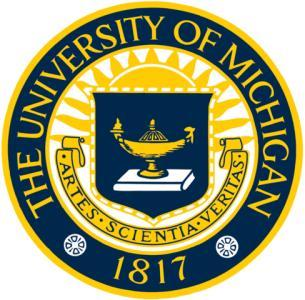 世界名校风光 美国密歇根大学(University of Michigan)