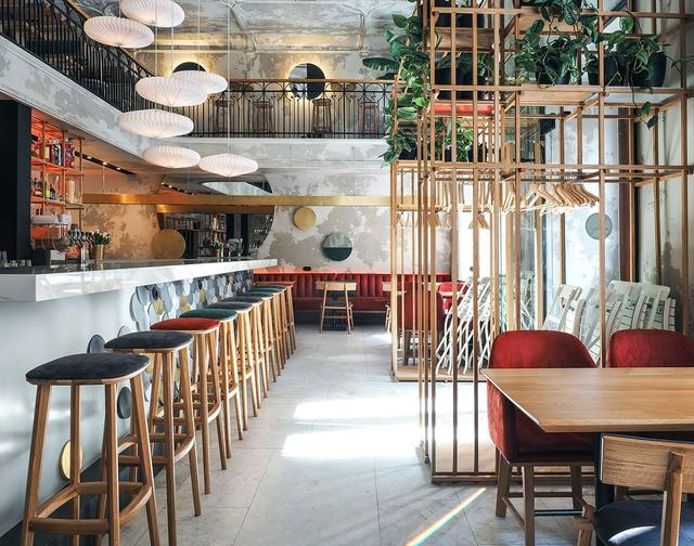 圣彼得堡 MADE IN CHINA cafe:DA. design & architecture