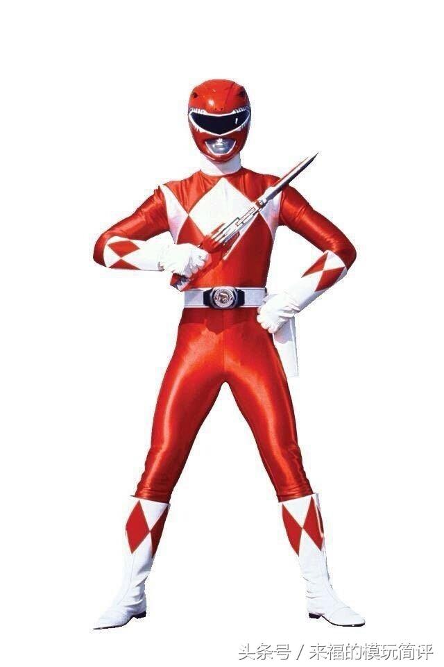 1993―1995年美版第一二三季《Mighty Morphin Power Rangers》