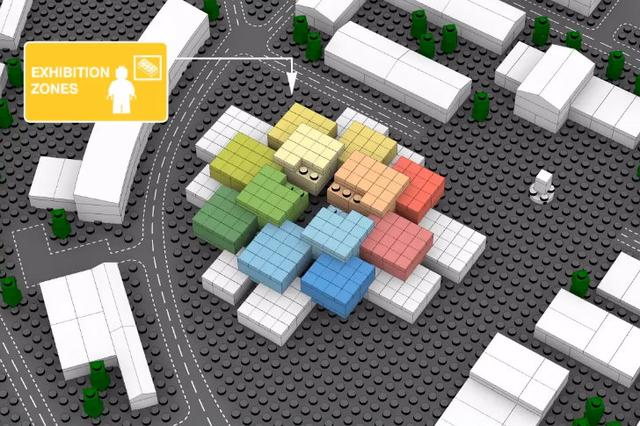 LEGO之家(lego house)Lego visitor centre by BIG