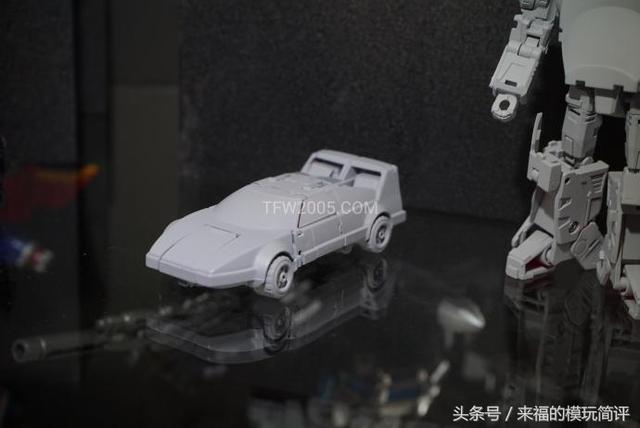 2018 芝加哥 TFCON Action Toys Machine Robo / Gobots百变雄师