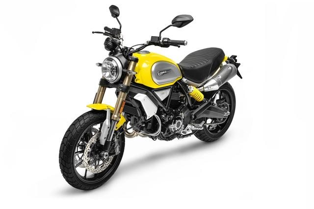 All New 2018 Ducati Scrambler 1100
