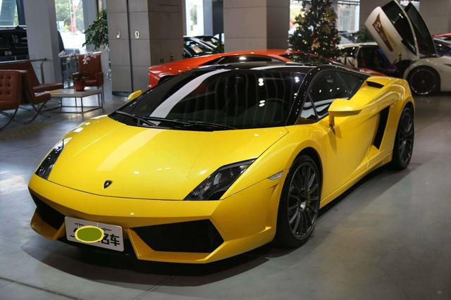 兰博基尼Gallardo LP 560-4 Bicolore