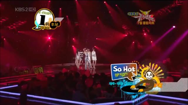 韩国Wonder Girls So Hot
