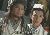 黄日华《天龙八部》最经典片段 少林寺乔峰开足音响无人能敌