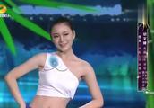 18岁的校花跳傣族舞,纯净可爱、身形姣好,评委应该给满分的!