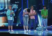 中国梦之声,丽江组合一起演唱老男孩,不料各有千秋啊