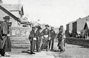沙俄时代的海参崴罕见老照片,100多年来中国人在这里消失了