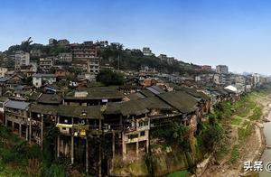 重庆白沙古镇:变迁的是岁月 不变的是乡愁