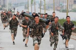 中国军队的五公里越野跑,意义何在?