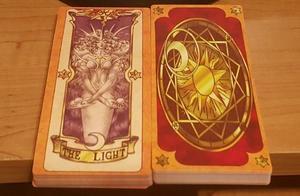 魔卡少女樱有多少人小时候做梦都想要这样一副牌!
