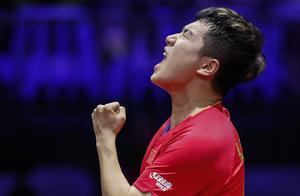 乒乓球——世锦赛:梁靖崑淘汰樊振东晋级男单八强