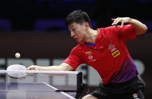 乒乓球——世锦赛:马龙晋级男单八强