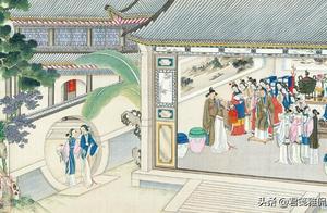 红楼梦二十九回太精彩,贾母和张道士斗法,王熙凤只能看着