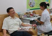 19年!無償獻血100%滿足臨床用血需要