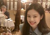 BLACKPINK jennie法国香奈儿香水活动