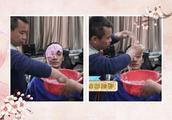 朱一龙定做面具模型就像在敷面膜,蒙住了大眼睛,可以准备偷亲了