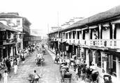 老照片:20世纪初期上海滩的珍贵影像