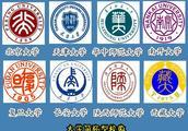 盘点国内大学校徽:北大校徽名气最大,西工大校徽寓意最全