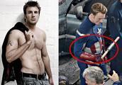 当超级英雄停止健身,又不注意饮食会如何?网友:看美队的肚子
