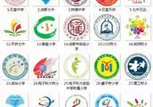 """成都85所中小学校徽大起底:红绿是主流,长得""""胖""""完胜!"""