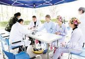 滇池度假區百余名醫務人員無償獻血