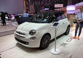 2019日内瓦车展:菲亚特500家族纪念版