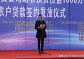"""延安城投集团""""金融+农业""""助力洛川果农脱贫增收"""