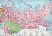 二战后,在英法纷纷失去殖民地的时候,为何苏联领土不减反增?
