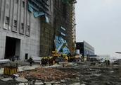 """扬州""""全球最高海缆交联立塔""""工地脚手架坠落 致6死5伤"""